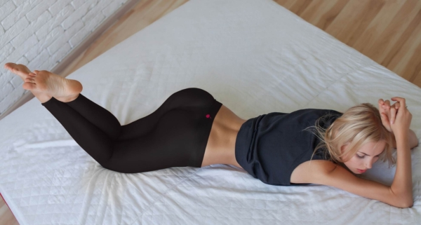 Crotchless Yoga Pants.