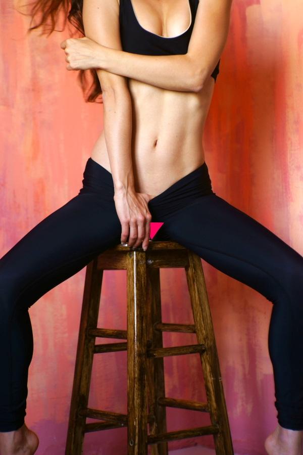crotchless yoga pants